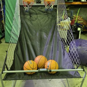 Basketball shooting game Bigfun