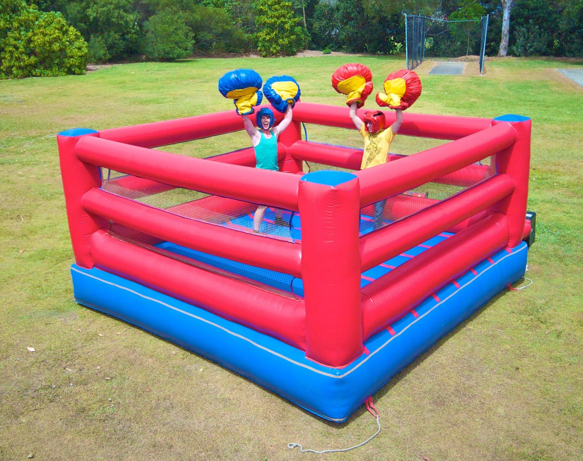 Bouncy Boxing Hire Big Fun