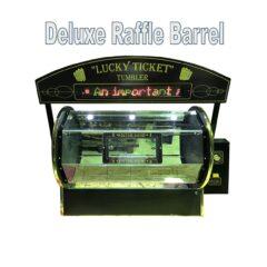 Deluxe Raffle Barrel