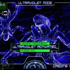 alien arcade footage