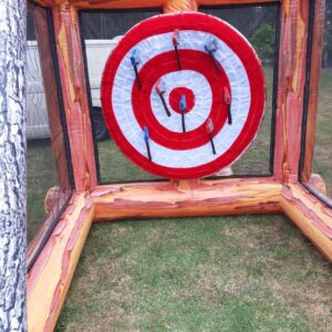 axe throwing fun game big fun