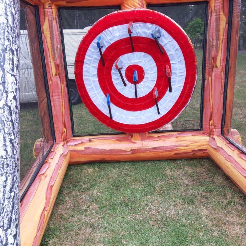 axe throwing fun game big fun
