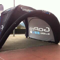 custome inflatable structure big fun design make bigfun