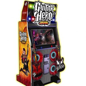 Interactive Arcade Games