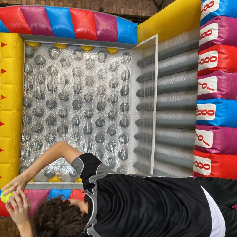 giant game inflatable ride big fun sydney rent hire