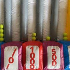 inflatable plinko fun game bigfun throw inflatable giant game