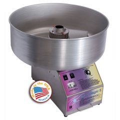 paragon-7105200-spin-magic-5-cotton-candy-machine-with-26-aluminum-bowl
